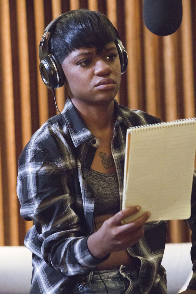 """EMPIRE: Guest star Bre-Z in the """"Be True"""" episode of EMPIRE airing Wednesday, Oct. 21 (9:00-10:00 PM ET/PT) on FOX. ©2015 Fox Broadcasting Co. Cr: Chuck Hodes/FOX."""