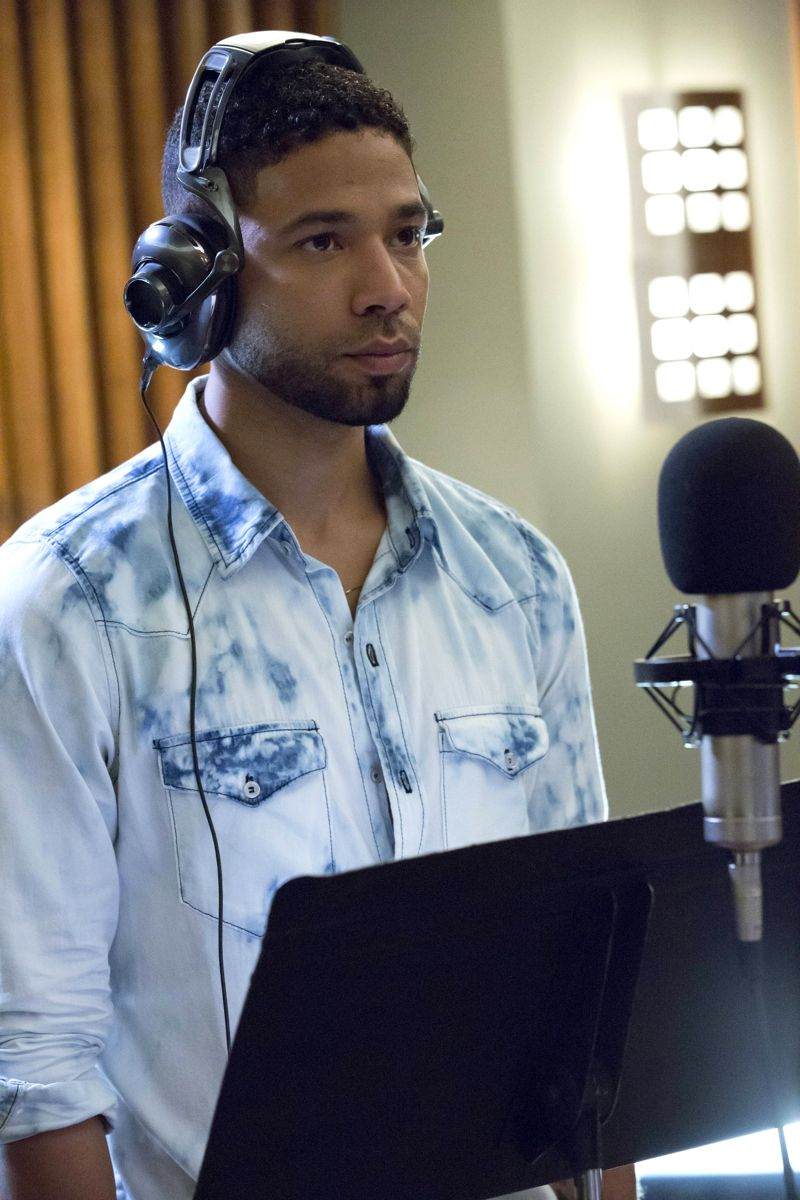"""EMPIRE: Jussie Smollett in the """"Be True"""" episode of EMPIRE airing Wednesday, Oct. 21 (9:00-10:00 PM ET/PT) on FOX. ©2015 Fox Broadcasting Co. Cr: Chuck Hodes/FOX."""