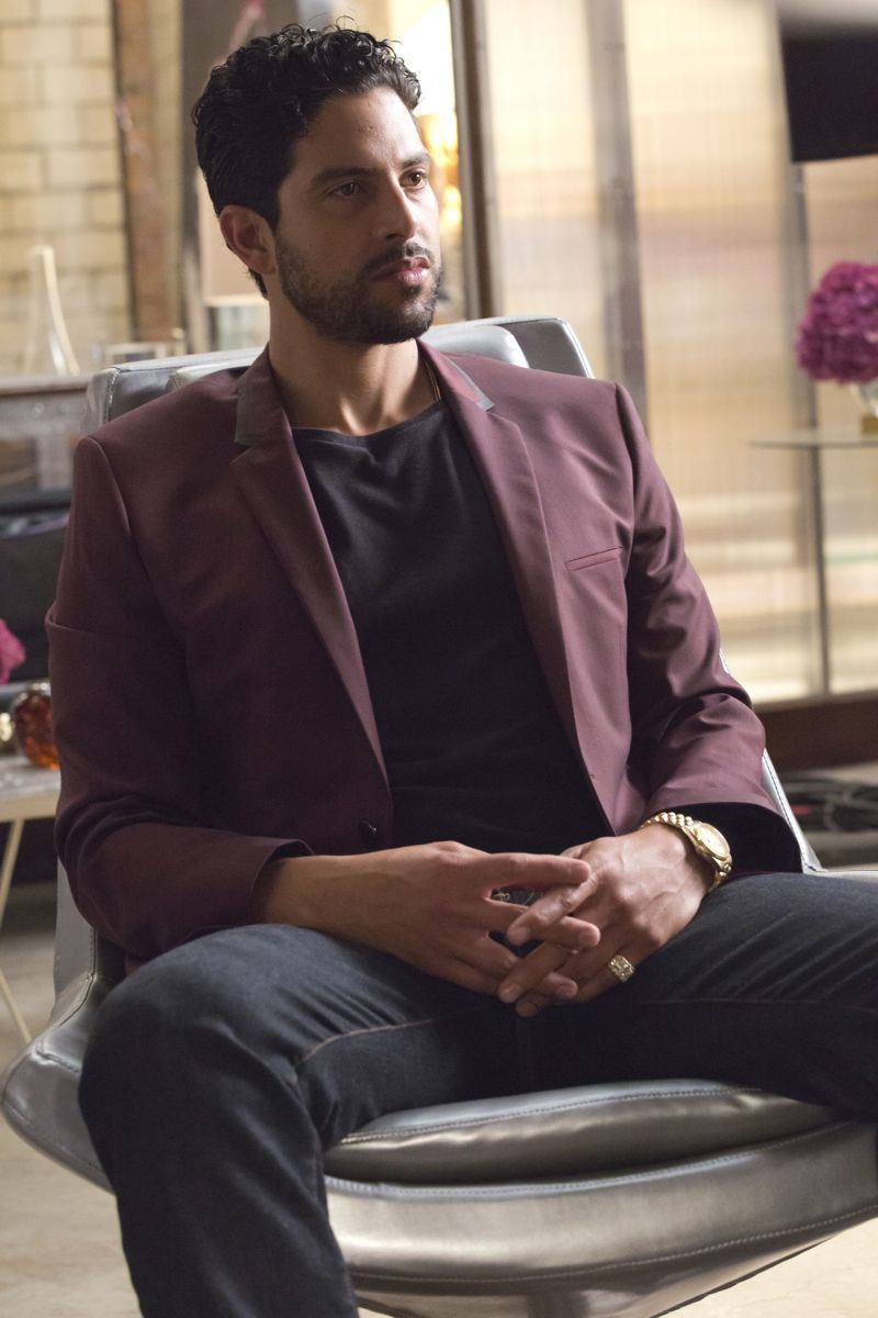 """EMPIRE: Guest star Adam Rodriguez in the """"Be True"""" episode of EMPIRE airing Wednesday, Oct. 21 (9:00-10:00 PM ET/PT) on FOX. ©2015 Fox Broadcasting Co. Cr: Chuck Hodes/FOX."""