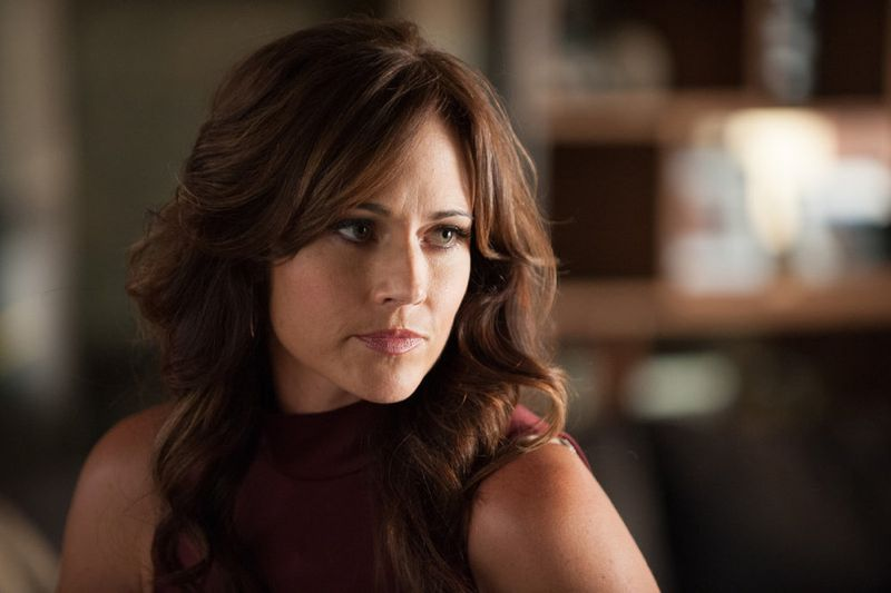 """THE PLAYER -- """"The Big Blind"""" Episode 103 -- Pictured: Nikki Deloach as Monica -- (Photo by: Colleen Hayes/NBC)"""