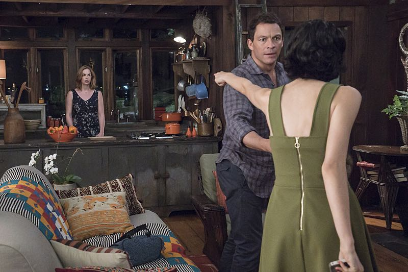 Ruth Wilson as Alison, Dominic West as Noah and Julia Goldani Telles as Whitney in The Affair (season 2, episode 3). - Photo: Mark Schafer/SHOWTIME - Photo ID: TheAffair_203_5782