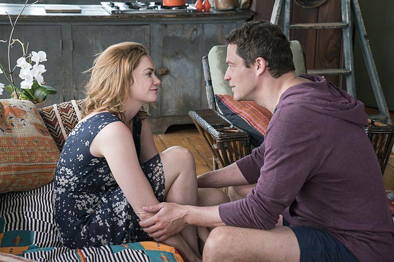 Ruth Wilson as Alison and Dominic West as Noah in The Affair (season 2, episode 3). - Photo: Mark Schafer/SHOWTIME - Photo ID: TheAffair_203_4754