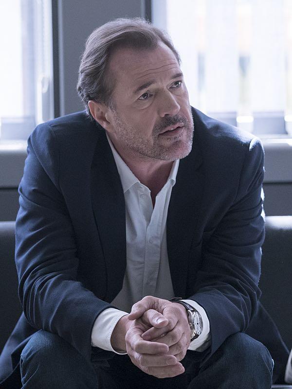 Sebastian Koch as Otto During in Homeland (Season 5, Episode 3). - Photo: Stephan Rabold/SHOWTIME - Photo ID; Homeland_503_2015.R
