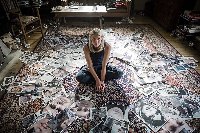 Claire Danes as Carrie Mathison in Homeland (Season 5, Episode 3). - Photo: Stephan Rabold/SHOWTIME - Photo ID; Homeland_503_5625.R