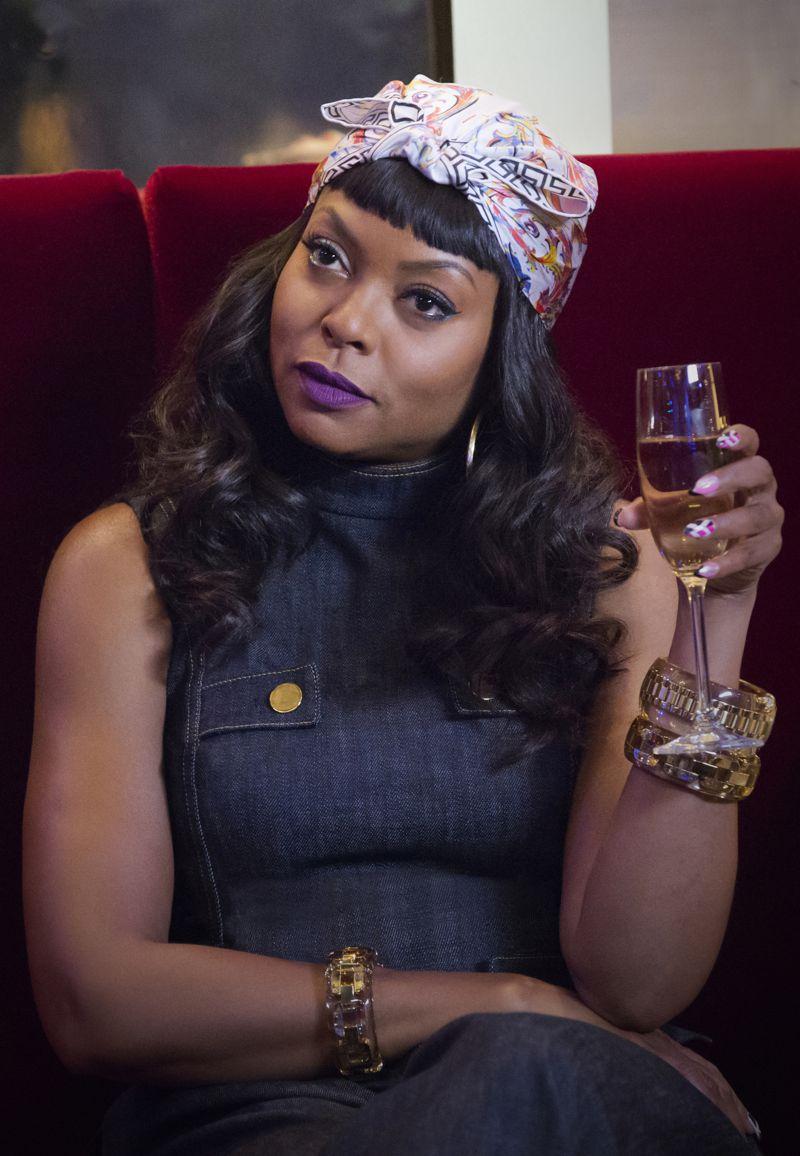 "EMPIRE: Taraji P. Henson as Cookie Lyon in the ""Poor Yorick"" episode of EMPIRE airing Wednesday, Oct. 14 (9:00-10:00 PM ET/PT) on FOX. ©2015 Fox Broadcasting Co. Cr: Chuck Hodes/FOX."