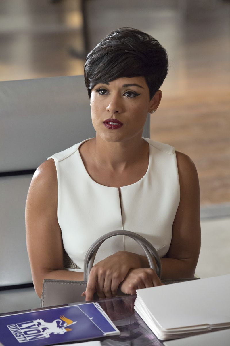 """EMPIRE: Grace Gealey as Anika in the """"Poor Yorick"""" episode of EMPIRE airing Wednesday, Oct. 14 (9:00-10:00 PM ET/PT) on FOX. ©2015 Fox Broadcasting Co. Cr: Chuck Hodes/FOX."""