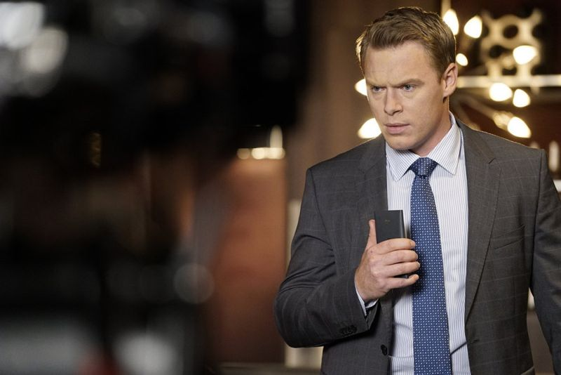 "THE BLACKLIST -- ""Eli Matchett"" Episode 303 -- Pictured: Diego Klattenhoff as Donald Ressler -- (Photo by: Peter Kramer/NBC)"
