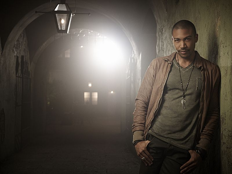 The Originals : Charles Michael Davis as Marcel : Photo: Art Streiber/The CW