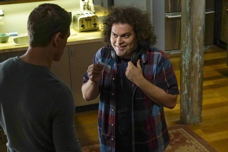 "THE PLAYER -- ""L.A. Takedown"" Episode 102 -- Pictured: Dustin Ybarra as Donovan -- (Photo by: Vivian Zink/NBC)"