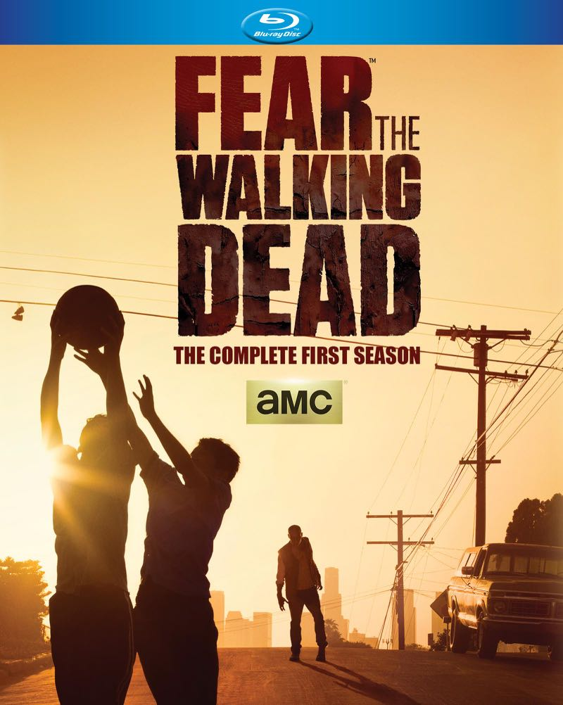 Fear The Walking Dead Season 1 Bluray