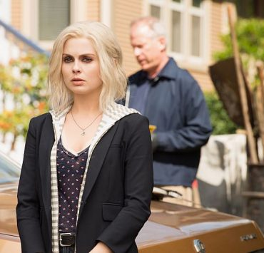 "iZombie : Rose McIver as Olivia ""Liv"" Moore : Photo: Diyah Pera/The CW"