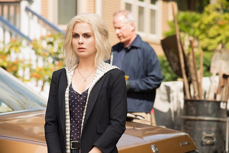 "iZombie : Rose McIver as Olivia ""Liv"" Moore : Photo: Diyah Pera/The CW"