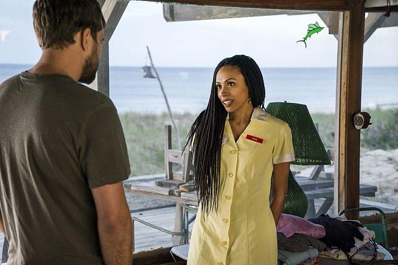 Joshua Jackson as Cole and Nicolette Robinson as Jane in The Affair (season 2, episode 2). - Photo: Mark Schafer/SHOWTIME - Photo ID: TheAffair_202_1484