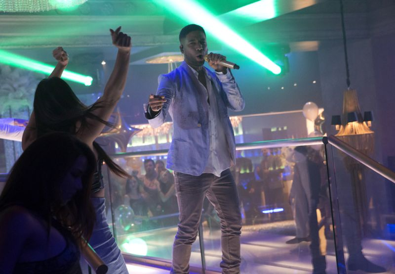 """EMPIRE: Jussie Smollett as Jamal Lyon in the """"Fires Of Heaven"""" episode of EMPIRE airing Wednesday, Oct. 7 (9:00-10:00 PM ET/PT) on FOX. ©2015 Fox Broadcasting Co. Cr: Chuck Hodes/FOX."""