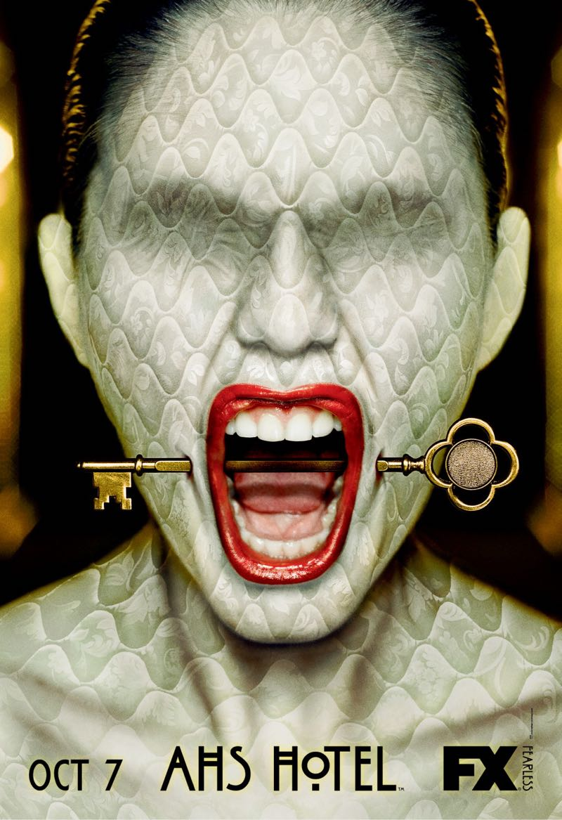 American Horror Story Hotel Poster 5