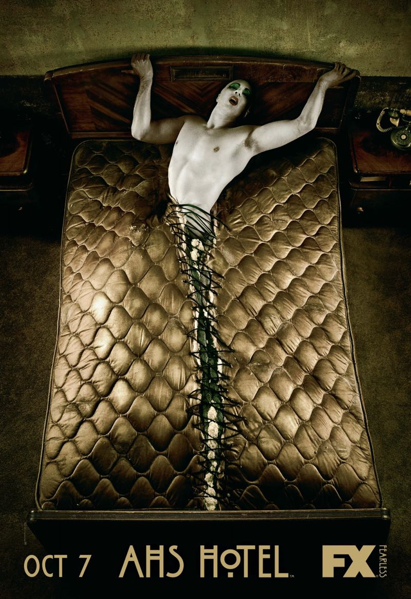 American Horror Story Hotel Poster 3