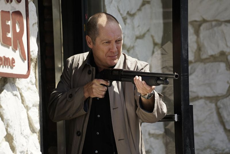 "THE BLACKLIST -- ""Marvin Gerard"" Episode 302 -- Pictured: James Spader as Red Reddington -- (Photo by: Peter Kramer/NBC)"