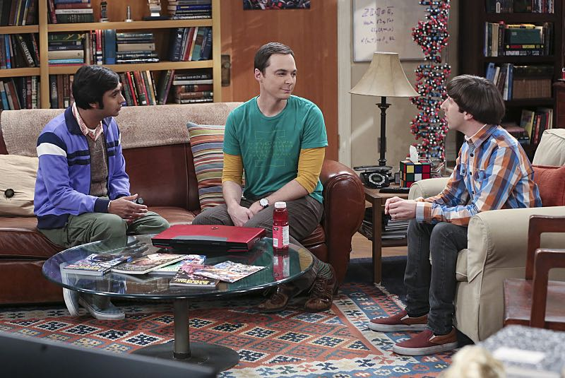 """""""The Mystery Date Observation"""" -- Sheldon, Wolowitz and Koothrappali post an online advertisement to find Sheldon a new girlfriend, on THE BIG BANG THEORY, Thursday, Nov. 12 (8:00-8:31 PM, ET/PT), on the CBS Television Network. Pictured left to right: Kunal Nayyar, Jim Parsons and Simon Helberg Photo: Michael Yarish/Warner Bros. Entertainment Inc. © 2015 WBEI. All rights reserved."""