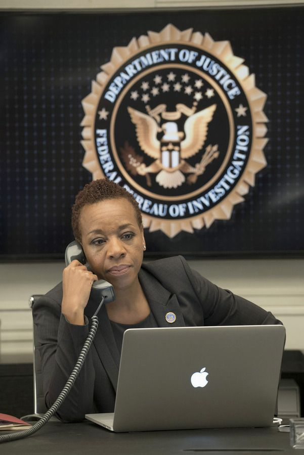 "BLINDSPOT -- ""Persecute Envoys"" Episode 108 -- Pictured: Marianne Jean-Baptiste as Bethany Mayfair -- (Photo by: Peter Kramer/NBC)"