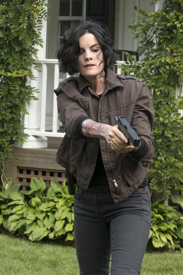 "BLINDSPOT -- ""Persecute Envoys"" Episode 108 -- Pictured: Jaimie Alexander as Jane Doe -- (Photo by: Barbara Nitke/NBC)"