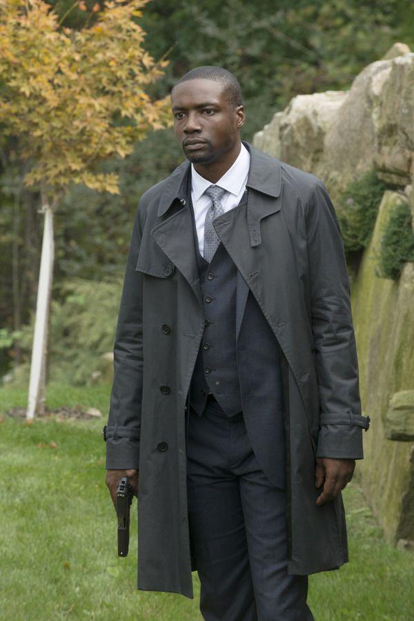 "BLINDSPOT -- ""Persecute Envoys"" Episode 108 -- Pictured: Rob Brown as Edgar Reed -- (Photo by: Barbara Nitke/NBC)"