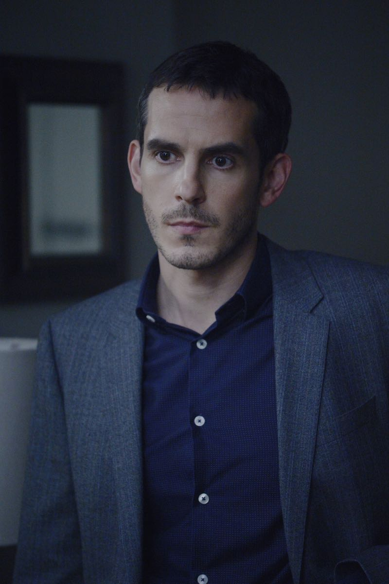 "QUANTICO - ""Go"" (ABC/Phillipe Bosse) TATE ELLINGTON"