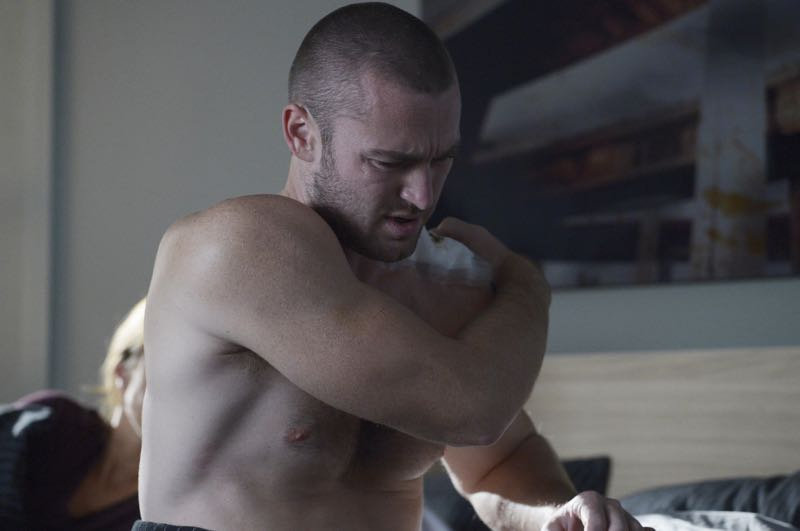 "QUANTICO - ""Go"" (ABC/Phillipe Bosse) JAKE MCLAUGHLIN"