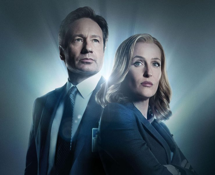 The X Files FOX 2016