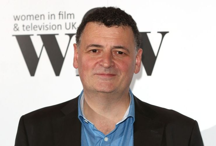 Steven Moffat Doctor Who
