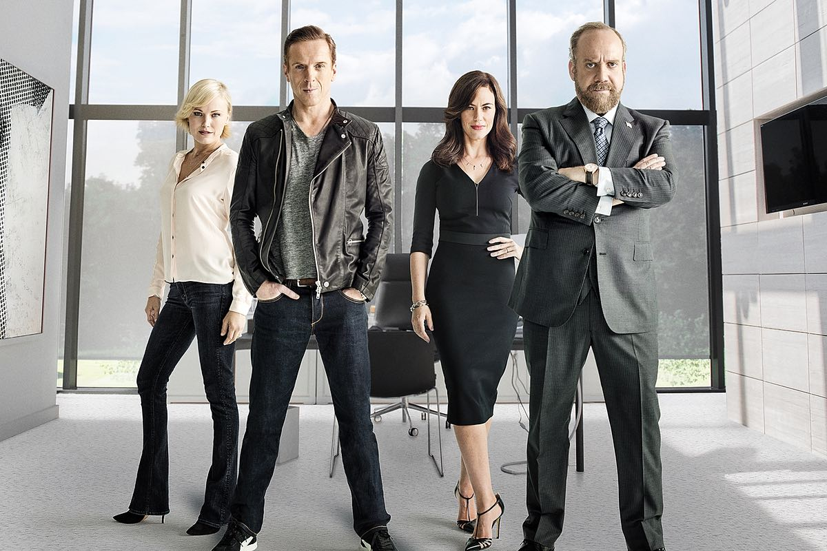 BILLIONS CAST SHOWTIME