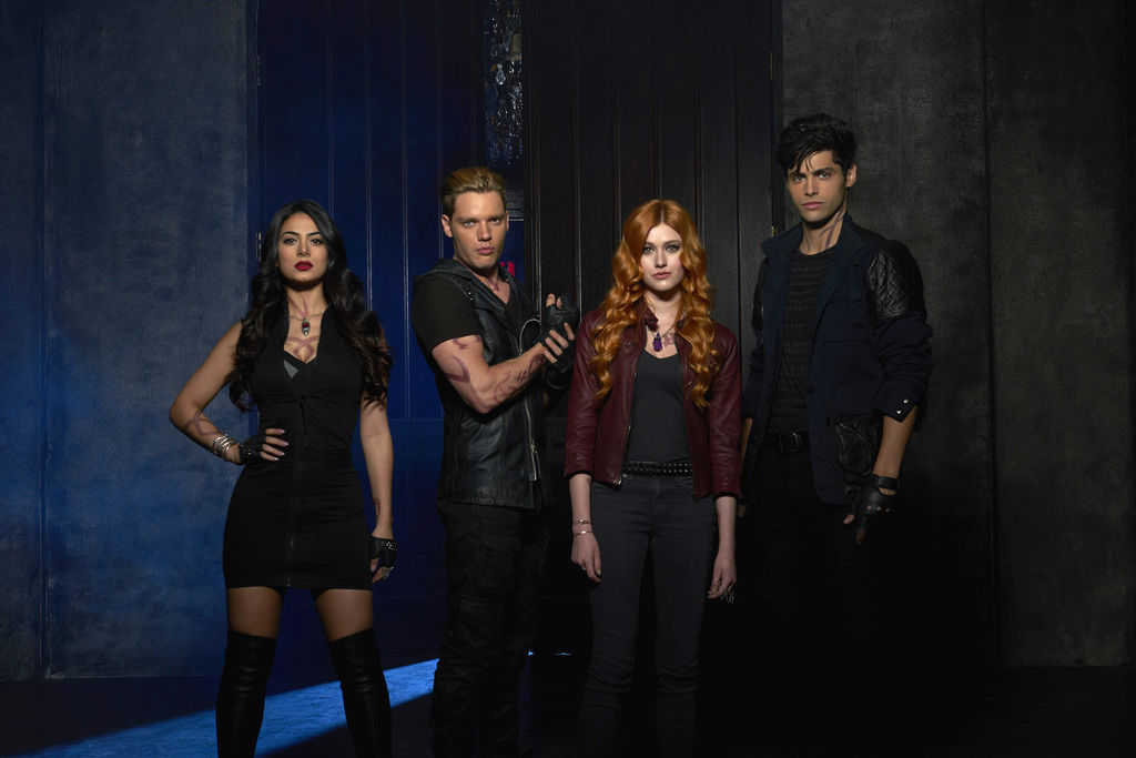 Shadowhunters Freeform