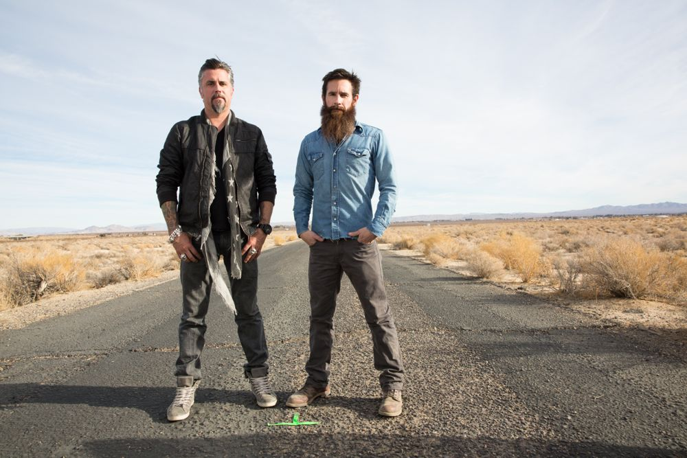 Fast N' Loud | Richard Rawlings (L) and Aaron Kaufman (R)