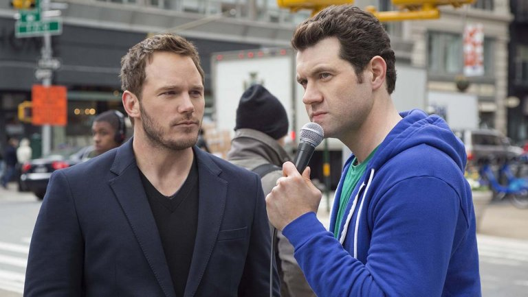 Billy On The Street Trutv Chris Pratt