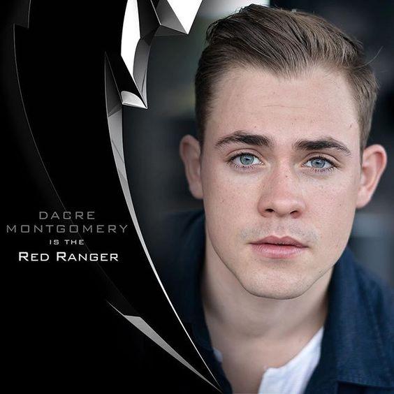 Dacre Montgomery Power Rangers
