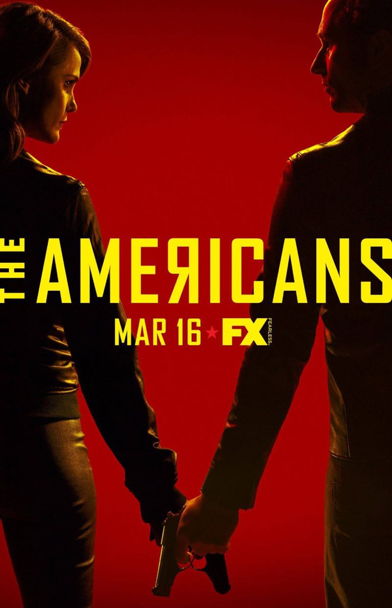 The Americans Season 4 Poster Art