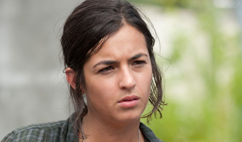 Alanna Masterson The Walking Dead