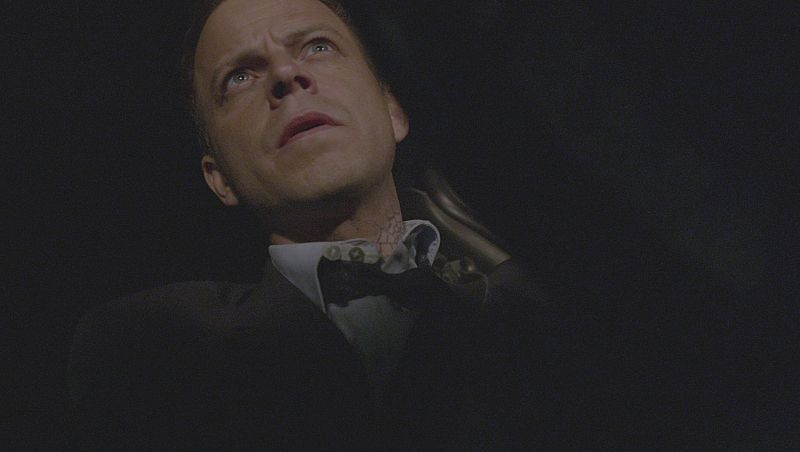 """A Badge and a Gun"" -- The BAU searches Los Angeles after the team discovers security footage that shows an UnSub being invited into victims' homes, on CRIMINAL MINDS, Wednesday, Feb. 24 (9:00-10:00 PM, ET/PT) on the CBS Television Network. Carmine Giovinazzo (""CSI: NY"") guest stars as Andrew Meeks, a former janitor. Photo: CBS ©2015 CBS Broadcasting, Inc. All Rights Reserved"