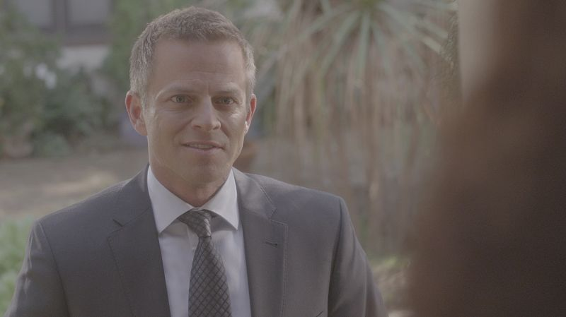 """A Badge and a Gun"" -- The BAU searches Los Angeles after the team discovers security footage that shows an UnSub being invited into victims' homes, on CRIMINAL MINDS, Wednesday, Feb. 24 (9:00-10:00 PM, ET/PT) on the CBS Television Network. Pictured: Carmine Giovinazzo (""CSI: NY"") guest stars as Andrew Meeks, a former janitor. Photo: CBS ©2015 CBS Broadcasting, Inc. All Rights Reserved"