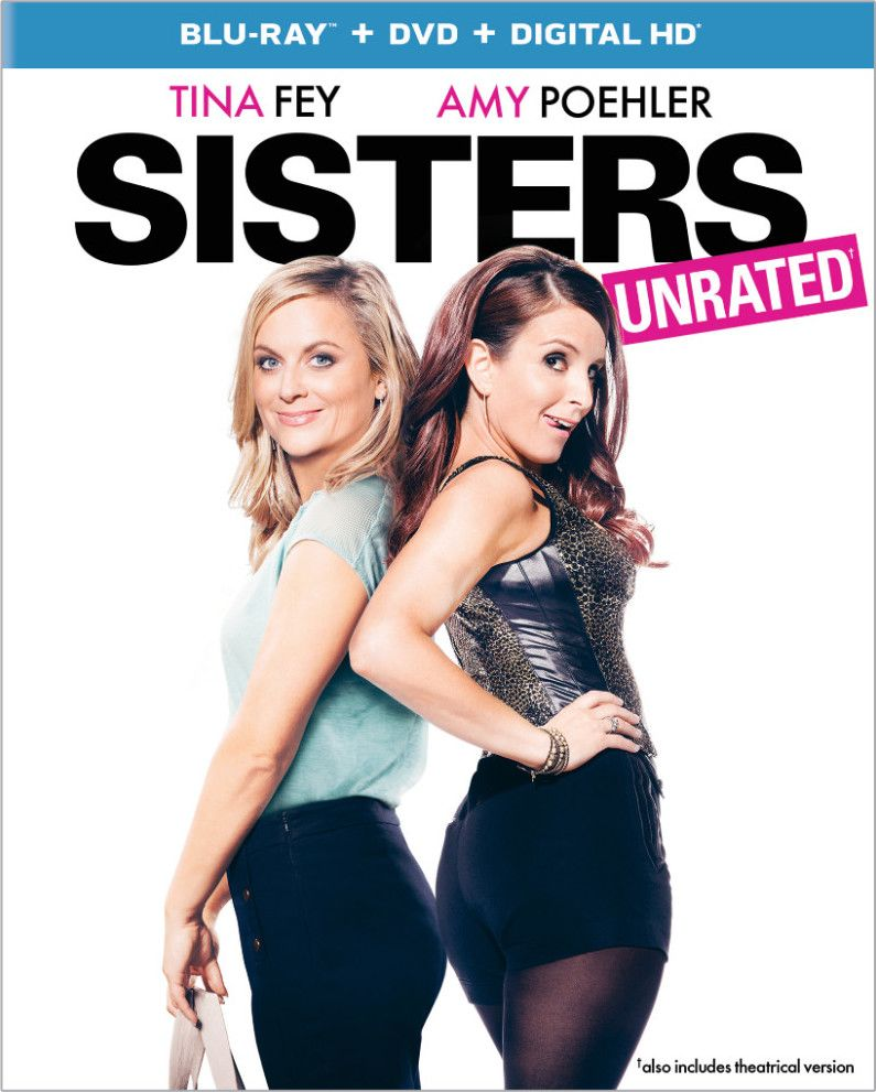 Sisters Bluray DVD