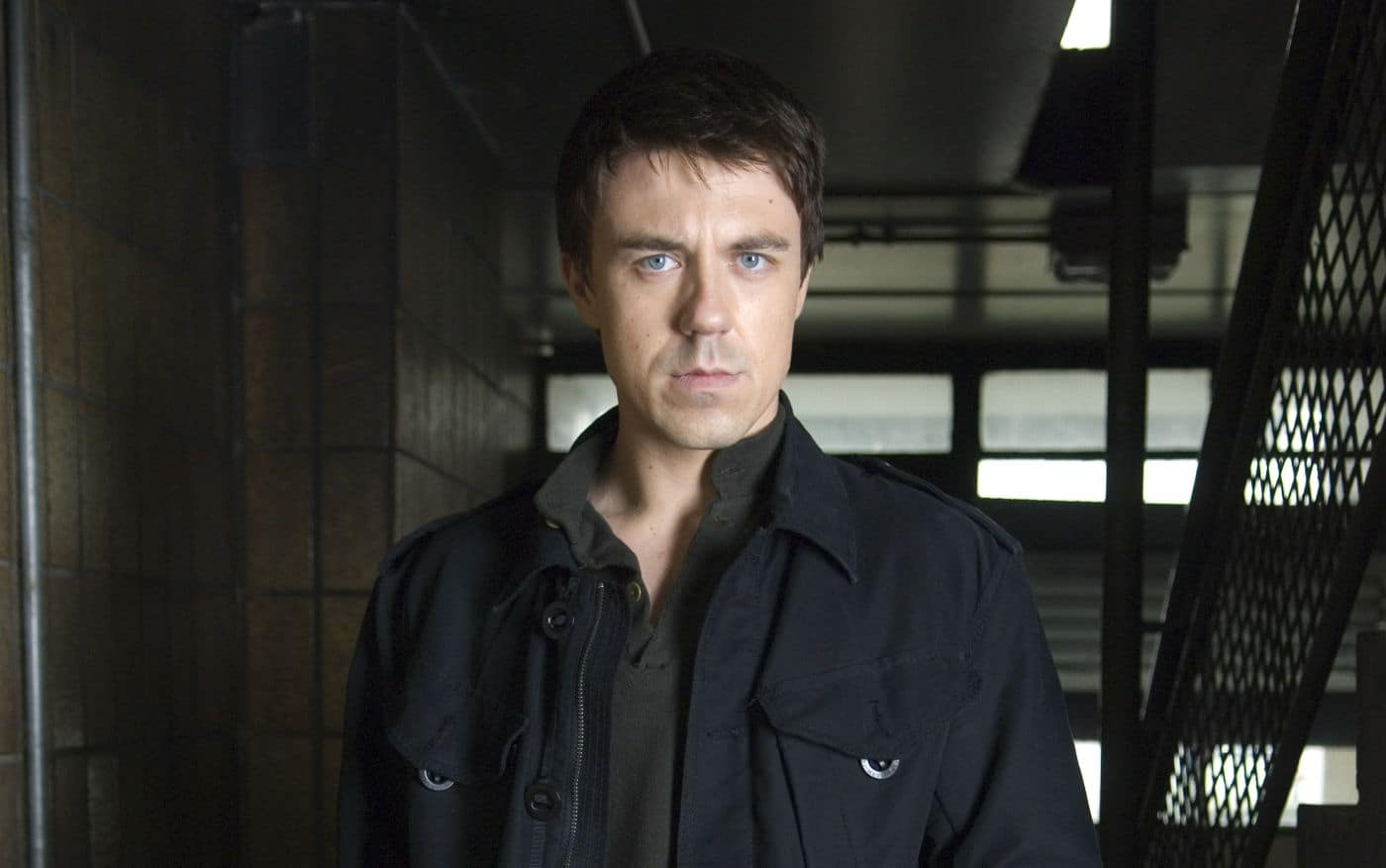 The Fixer Andrew Buchan