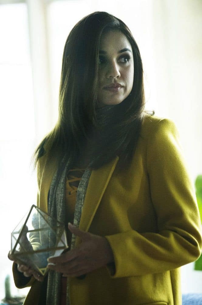 "THE MAGICIANS -- ""Remedial Battle Magic"" Episode 111 -- Pictured: Summer Bishil as Margo -- (Photo by: Carole Segal/Syfy)"