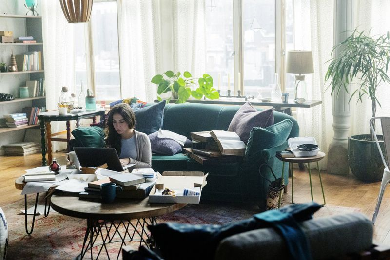 """THE MAGICIANS -- """"Homecoming"""" Episode 110 -- Pictured: Stella Maeve as Julia -- (Photo by: Jeff Weddell/Syfy)"""
