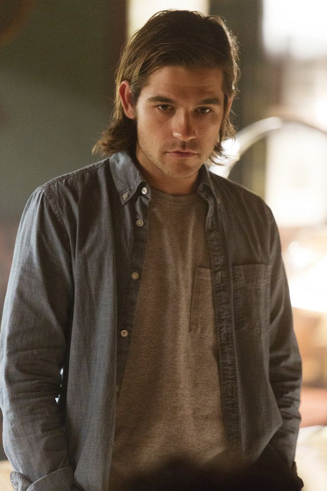"""THE MAGICIANS -- """"Homecoming"""" Episode 110 -- Pictured: Jason Ralph as Quentin -- (Photo by: Jeff Weddell/Syfy)"""