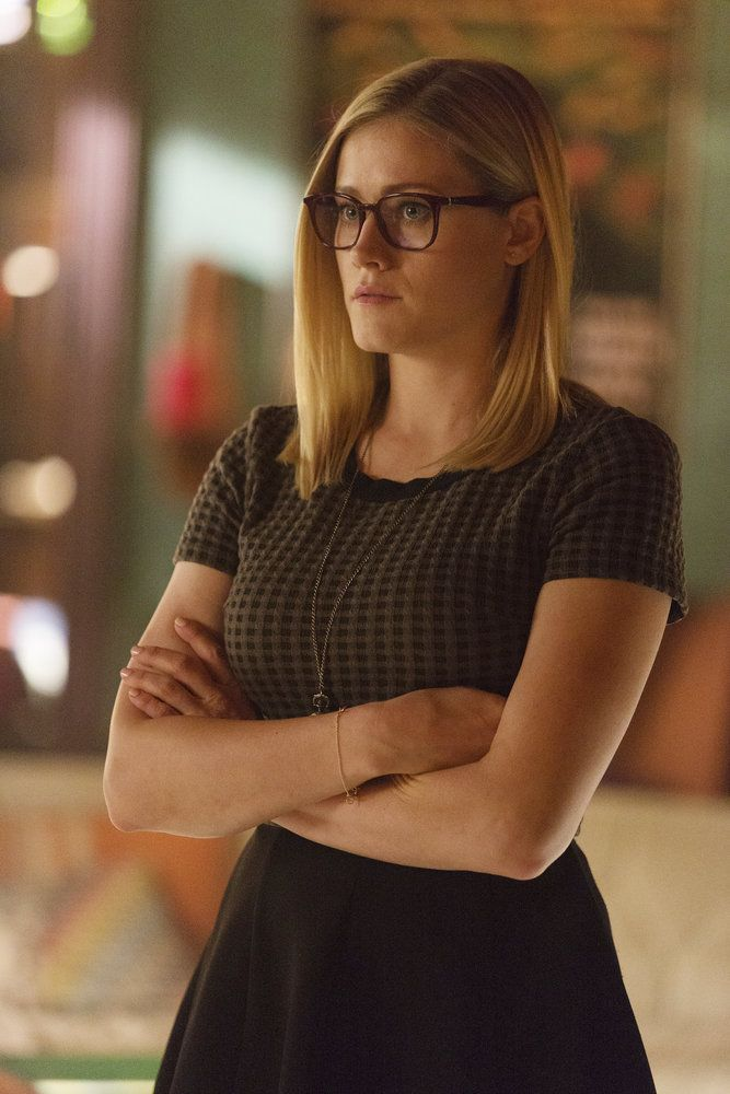 """THE MAGICIANS -- """"Homecoming"""" Episode 110 -- Pictured: Olivia Taylor Dudley as Alice -- (Photo by: Jeff Weddell/Syfy)"""