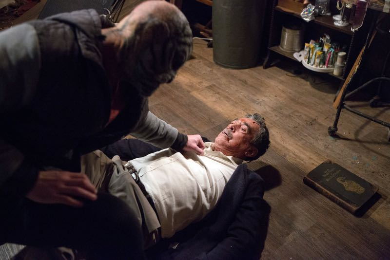 """GRIMM -- """"Silence of the Slams"""" Episode 513 -- Pictured: Danny Mora as Benito -- (Photo by: Scott Green/NBC)"""
