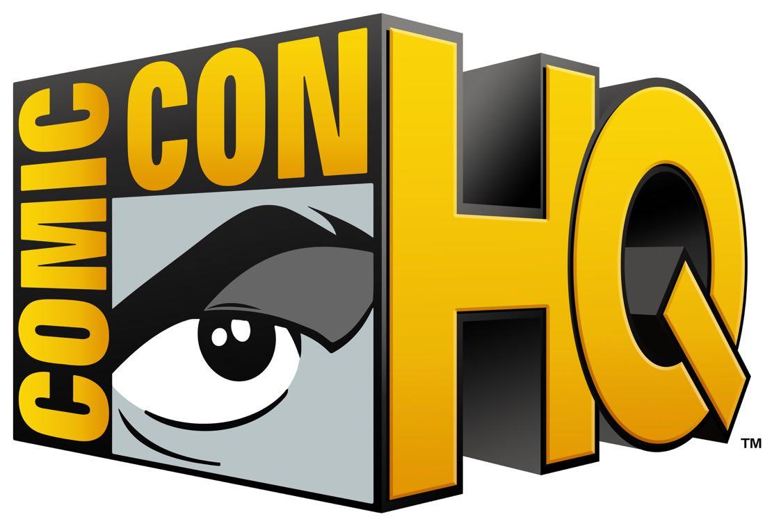Comic Con HQ Logo HS