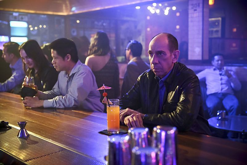 """""""Seoul Man"""" -- Pictured: Miguel Ferrer (NCIS Assistant Director Owen Granger). While assigned to protective details for the commander of the Pacific Command, the team searches for a North Korean spy, on NCIS: LOS ANGELES, Monday, March 28 (9:59-11:00, ET/PT), on the CBS Television Network. Photo: Cliff Lipson/CBS ©2016 CBS Broadcasting, Inc. All Rights Reserved"""