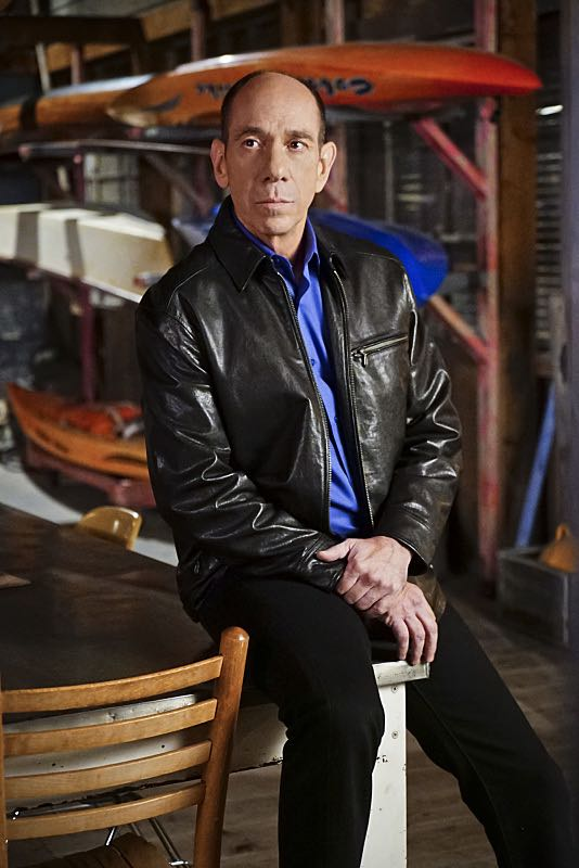"""""""Seoul Man"""" -- Pictured: Miguel Ferrer (NCIS Assistant Director Owen Granger). While assigned to protective details for the commander of the Pacific Command, the team searches for a North Korean spy, on NCIS: LOS ANGELES, Monday, March 28 (9:59-11:00, ET/PT), on the CBS Television Network. Photo: Sonja Flemming/CBS ©2016 CBS Broadcasting, Inc. All Rights Reserved"""