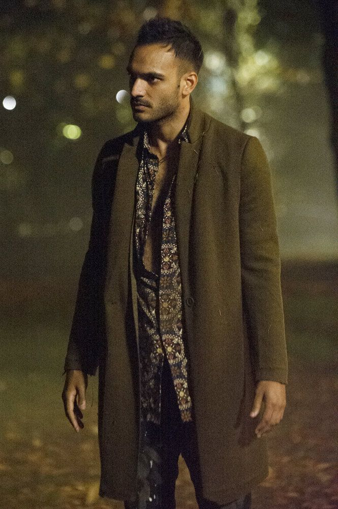 "THE MAGICIANS -- ""The Writing Room"" Episode 109 -- Pictured: Arjun Gupta as Penny -- (Photo by: Carole Segal/Syfy)"
