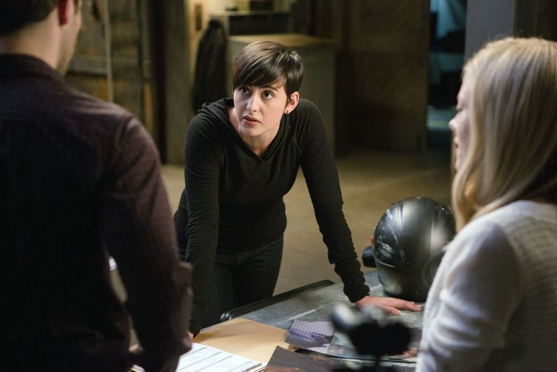 "GRIMM -- ""Into The Schwarzwald"" Episode 512 -- Pictured: Jacqueline Toboni as Trubel -- (Photo by: Scott Green/NBC)"